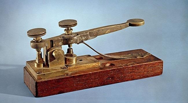 This Week In Geek History  Morse Code  Mars Rovers  J R R