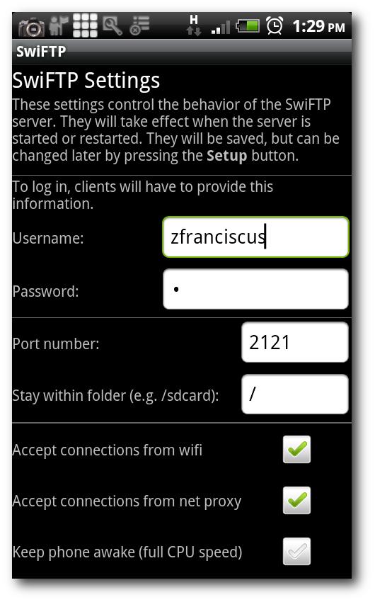 Download FTP Server 2.17.00 APK Info