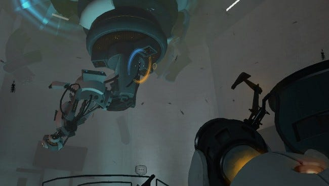 GlaDOS, from Portal