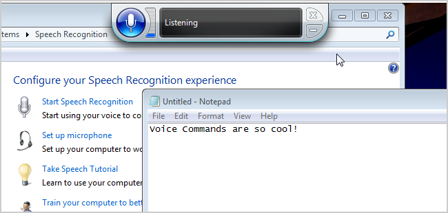 The How-To Geek Video Guide to Using Windows 7 Speech