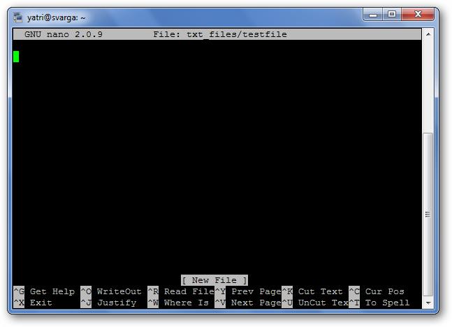 02 default screen