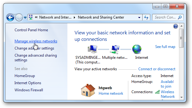 How to Enable User-Specific Wireless Networks in Windows 7