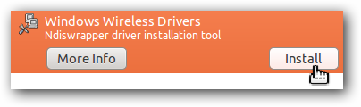 How to Install a Wireless Card in Linux Using Windows Drivers