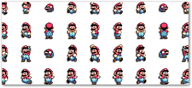 What Can Super Mario Teach Us About Graphics Technology?