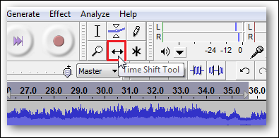 12 - time shift tool
