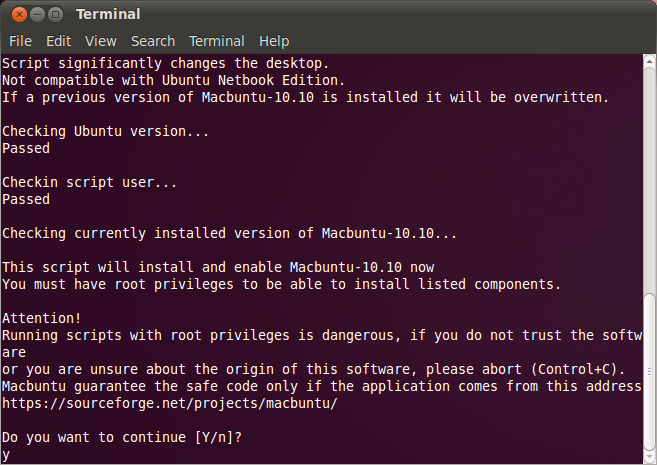 How to Make Ubuntu Linux Look Like Mac OS X