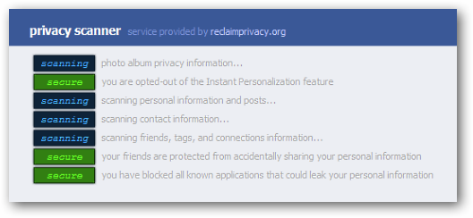 facebook-privacy-scanner