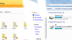 How to Use SkyDrive's 25 GB as a Mapped Drive for Easy Access