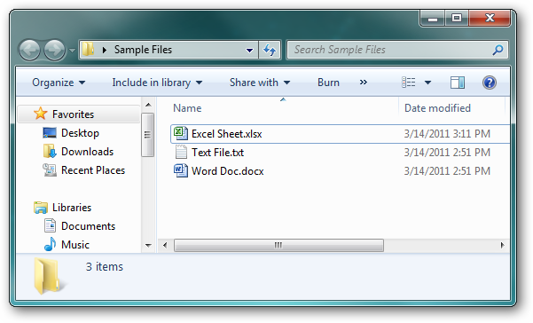 Use Windows 7's Previous Versions to Go Back in Time and Save Your Files