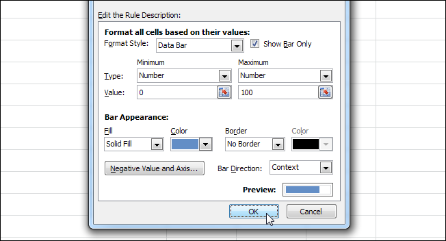 How to Create Progress Bars in Excel With Conditional Formatting