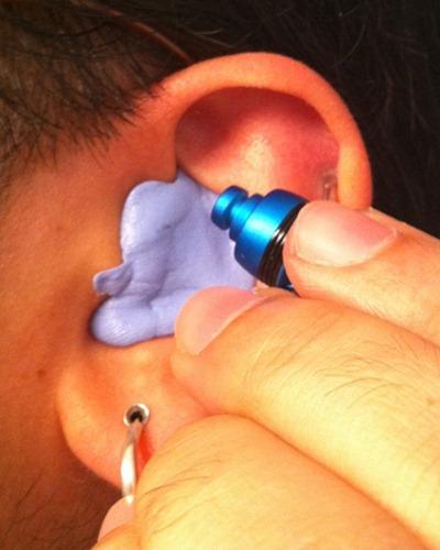 left ear 5