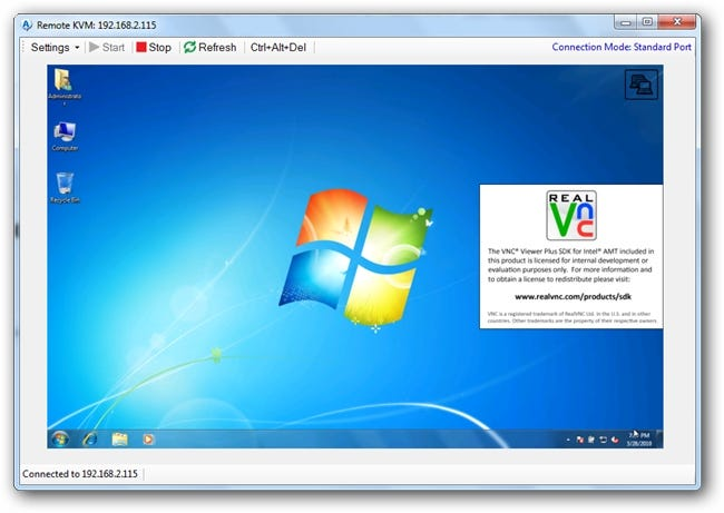 How to Remotely Control Your PC (Even When it Crashes)