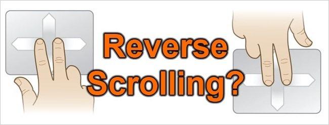 reversescroll