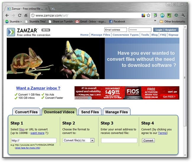Allthings bare how to make a youtube video into an animated gif zamzar is a decent online only tool for video conversion simply input your youtube video url and you can have your file emailed to you ccuart Gallery