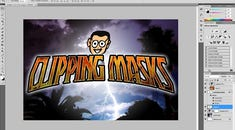 How To Use Clipping Masks (And Not Layer Masks) in Photoshop
