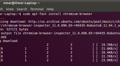 How to Speed Up Package Downloads and updates with Apt-fast