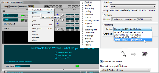 song recording software free download for windows 7