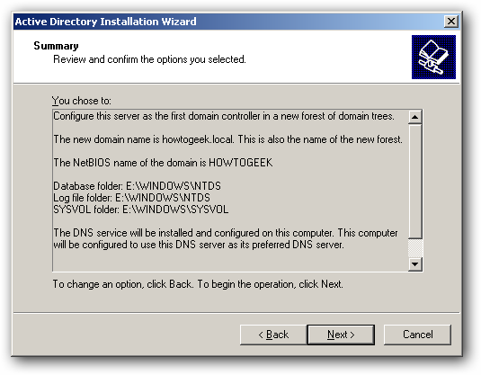 How To Make Windows Home Server into a Domain Controller