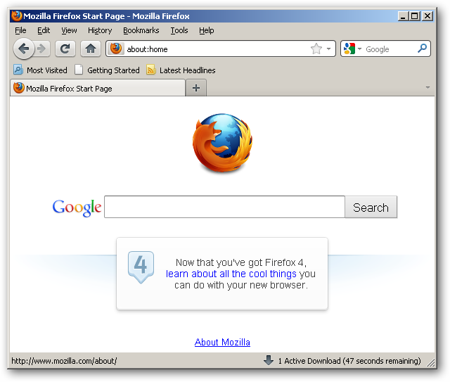How to Make Firefox 4 Look Like Firefox 3