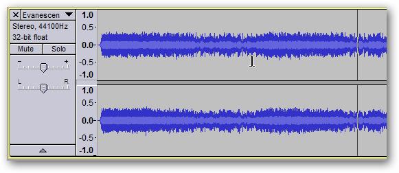 just vocals