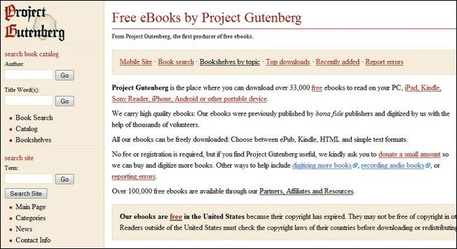 How to find thousands of free ebooks online 2011 04 12004156 fandeluxe Image collections