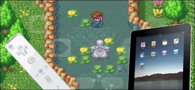 Play SNES Games on Your iPad with Wiimote Support - Tips