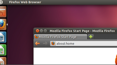 How to Bring Back the Firefox Default Menu Button in Ubuntu 11.04