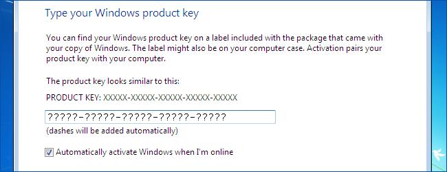 Если требования будут выполнены, процесс прост, как вставить Windows 7