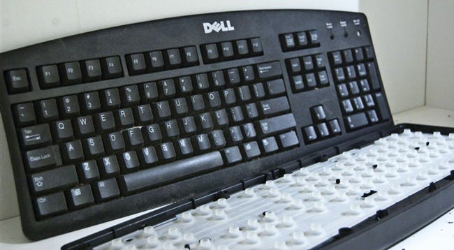 How to Clean Your Filthy Keyboard in the Dishwasher (Without Ruining it)