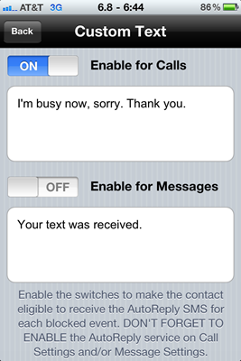 How To Blacklist Callers and Block Messages in iOS - Tips