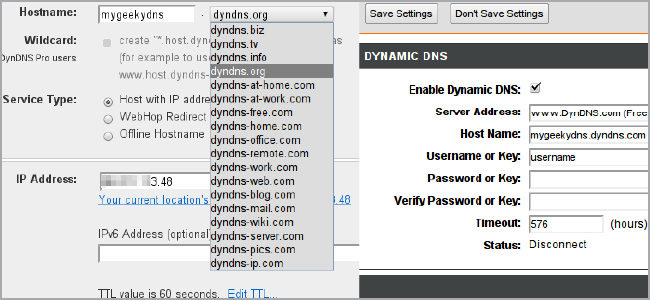 How To Easily Access Your Home Network From Anywhere With DDNS