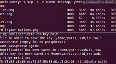How To Remotely Copy Files Over SSH Without Entering Your Password