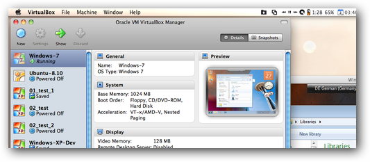 what is virtual machine in os