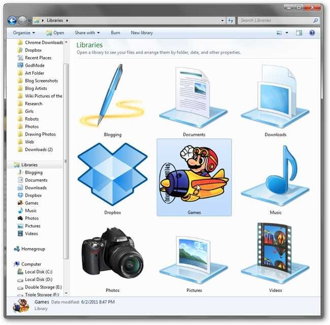How To Make High Resolution Windows 7 Icons Out of Any Image