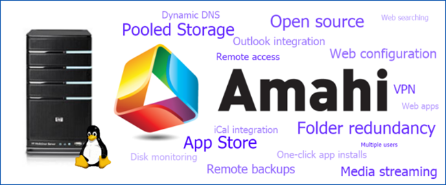 how to add drives in amahi