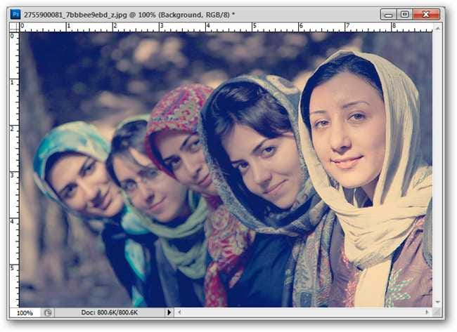 Create instagram style photo effects with gimp or photoshop sshot 133 ccuart Gallery