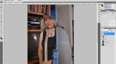 Stupid Photoshop Tricks: How To Make an Invisibility Cloak