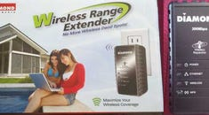 HTG Reviews: The Diamond WR300N Wireless Repeater