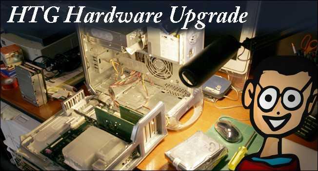 htg hardware upgrade