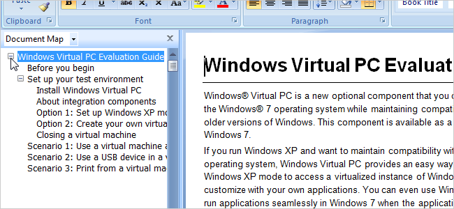 compare pdf with word document