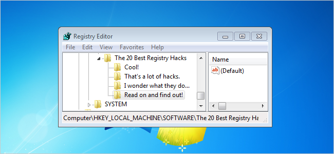 windows 10 privacy registry hacks and tweaks