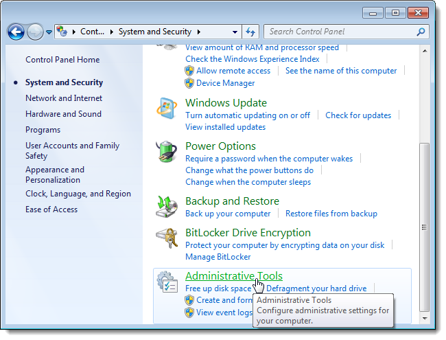 03_clicking_admin_tools_on_system_and_security