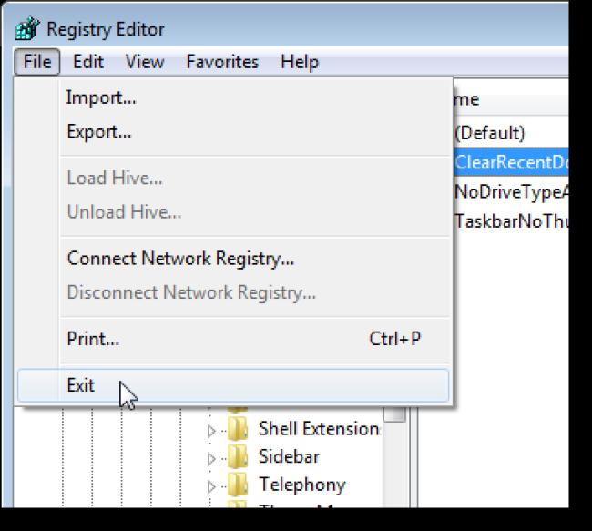 15_closing_registry_editor