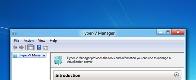 How to Install or Enable Hyper-V Virtualization in Windows 8 or 10