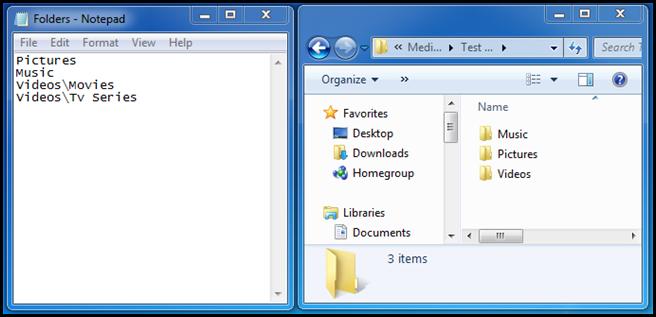 Quick Tip: Create Folders and Subfolders in Bulk Using a