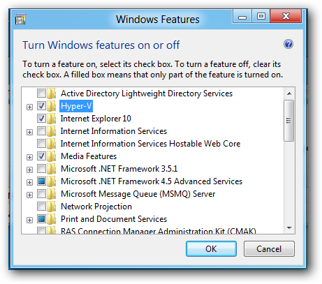 how to turn windows installer
