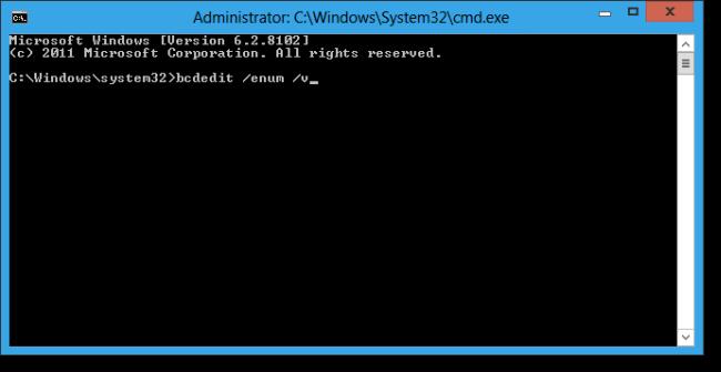 06_bcdedit_enum_v_command