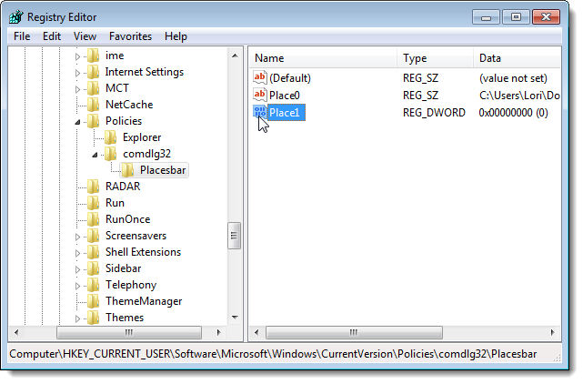how to customize the file open save dialog box in windows rh howtogeek com