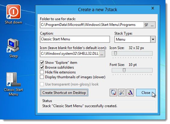12_shortcut_on_desktop