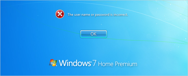 How to Reset/Crack Windows Password